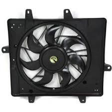 chrysler pt cruiser radiator fan 5017407ab ch3115118 new fan assembly chrysler pt cruiser