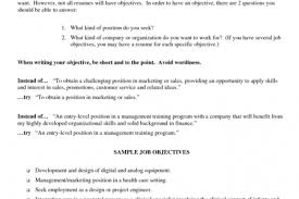 objective statement on resume best 20 resume objective examples