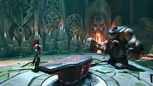 the seven deadly sins darksiders iii screenshots leaked pits fury against the seven