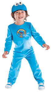 amazon com cookie monster kids costume clothing