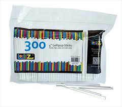where can i buy lollipop sticks weststone 600pcs 8 x 5 32 lollipop sticks for cake pops