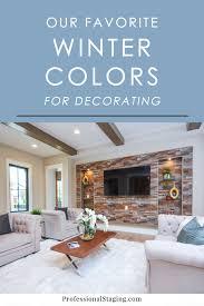 winter color schemes our favorite winter color schemes for decorating