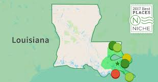 Zip Code Map New Orleans by 2017 Best Neighborhoods To Live In New Orleans Area Niche