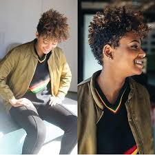 twa pixie on long hair pinteres