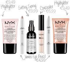 Make Up Nyx nyx makeup product haul ajmakeup