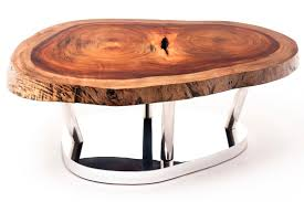 Tree Stump Nightstand Decor Log Stump End Table And Tree Stump Coffee Table