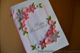 chaami s quilling wallet