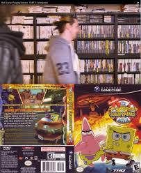 rad gravity part 5 spongebob squarepants movie game playthrough