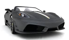 grey ferrari ferrari f430 scuderia spider 16m 2008 scale model cars