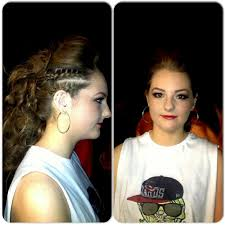 hip hop dance hairstyles for short hair 7 best hiphop dance hair images on pinterest a crush braids and