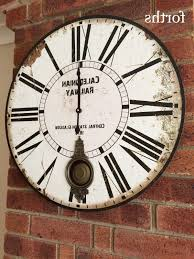 huge wall clocks stunning large wall clocks