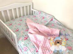 Toddler Girls Bedding Sets by Reversible Rail Cover Birds Crib Bedding 100 Cotton Owl Teething