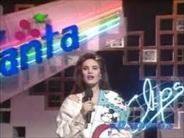 biografa de gloria calzada programa video éxitos con gloria calzada 1985 1988 youtube