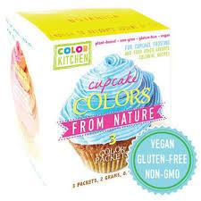 color kitchen u0027s vegan gluten free natural food dye kit derives a