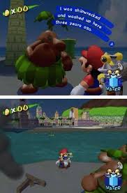 Super Mario Memes - super mario sunshine meme by saintrowfan2 on deviantart