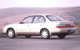 toyota corolla all 1997 used 1997 toyota corolla for sale pricing features edmunds
