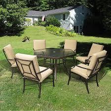 hexagon patio table and chairs stone patio table hexagon outdoor waco fantastic ideas stone