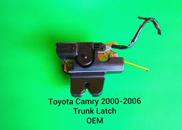 toyota camry trunk used 2005 toyota camry trunk lids u0026 parts for sale