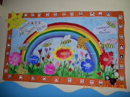 Kitchen Bulletin Board Ideas Classroom Decoration Ideas For Primary