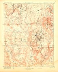 Topographical Map Of Colorado by Collection C 007 Usgs Topographic Map Of Pikes Peak Co At The