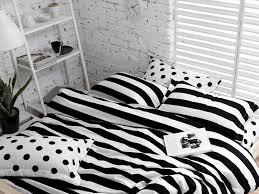 Duvets Nz Black White Striped Duvet Cover Sweetgalas