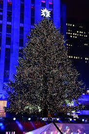 2015 rockefeller center tree lighting see photos
