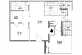 Split Floor Plan Bennington Ridge 2 Bedroom Split Unit Elevate Living