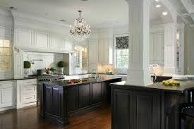 Black And White Kitchen Cabinets In Gallery Contemporary Keeps - Contemporary white kitchen cabinets
