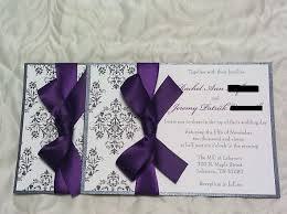 purple and silver wedding invitations purple and silver wedding invitations gangcraft net