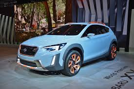 subaru xv blue the xv concept is yet another preview of subaru u0027s next gen impreza