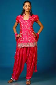 traditional women clothing in punjab