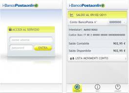 banco postaonline ibancopostaclick e ibancopostaonline disponibili su app store