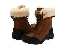 s ugg australia brown leather boots ugg australia womens adirondack boot ii otter 5469 7 ebay