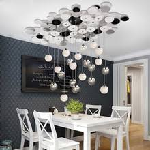 Glass Balls Chandelier Compare Prices On Modern Glass Ball Chandeliers Online Shopping