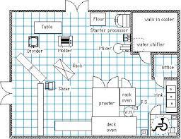 surprising ideas 11 cake bakery floor plans plan and designs