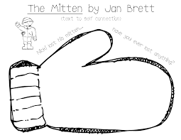 mitten coloring pages printable bltidm