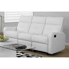 White Leather Recliner Sofa White Leather Recliner Sofas