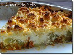 la cuisine de nelly crumble de courgettes au chèvre et au chorizo la cuisine de nelly