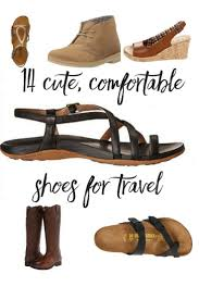 Most Comfortable Flight Attendant Shoes Recommendations For Travel Shoes That Are Both Cute And
