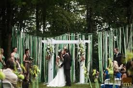 Backyard Wedding Centerpiece Ideas 27 Amazing Backyard Wedding Ceremony Decor Ideas Weddingomania