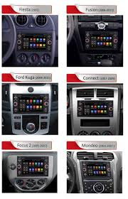 joyous double din 7 inch quad core car dvd player for ford focus
