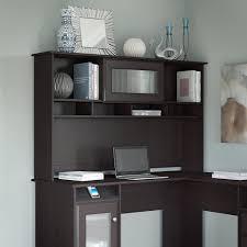 Corner Office Desk With Hutch by Corner Desk Hutch For Your Office Corner Office Desk Guidecorner