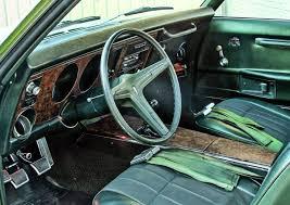 1967 Firebird Interior 1969 Pontiac Firebird H O Hemmings Motor News