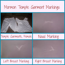 meaning behind occult mormon temple garments life after ministries