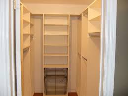 How To Design A Closet Bedroom Ideas Magnificent Cool Small Walk In Closet Design