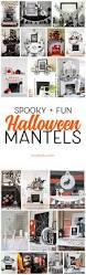 Halloween Decoration Ideas For Your Mantel Landeelu Com