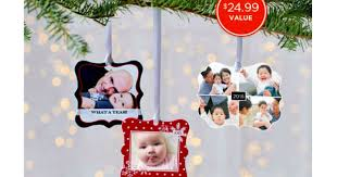 pers rewards members possible free shutterfly metal ornament