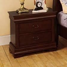 brown nightstands foter