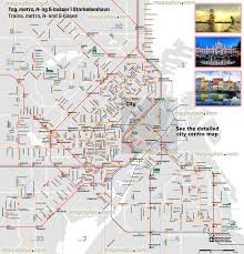 Sc Metro Map by Maps Update 18201224 Tourist Map Of Copenhagen U2013 Large Detailed
