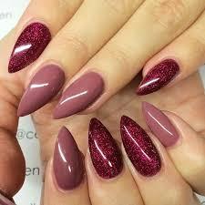 spitze fingernägel 5 besten stiletto nail art pretty nails and
